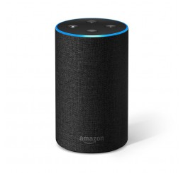 Amazon Echo 2e generatie, Charcoal Fabric